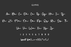 Rosabel Modern Signature Font Product Image 6