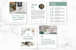 eBook Template for Canva | Lead Magnet | Sage Product Image 4
