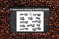 Coffee time Set. Coffee menu design Product Image 2