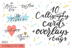 10 overlays, cards and tags Product Image 1