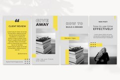 Coach Instagram Stories Template Canva and PSD Product Image 3