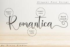 Romantica Script Product Image 10