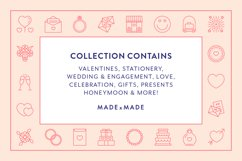Line Icons - Love Product Image 2