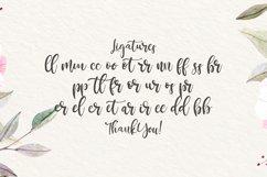 Rantliyer - Modern Calligraphy Font Product Image 3