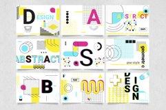 Neon geometric shape,poster,patten Product Image 9