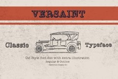 Versaint Font Duo With Extras Product Image 1