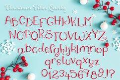 Christmas Fonts Bundle   Christmas Monogram Font Product Image 4