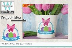 BUNDLED Easter Cutting Files KWDB020 Product Image 3