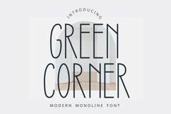 GREEN CORNER Product Image 1