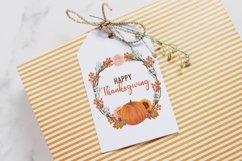 Thanksgiving Printable Gift Tags Product Image 5