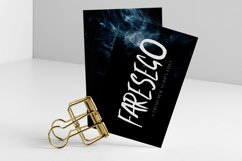 Faresego Script Typeface Product Image 6