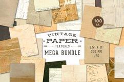 Vintage Paper Textures Mega Bundle Product Image 1