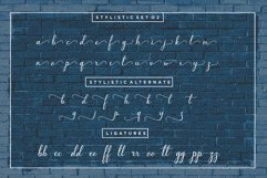Bluebell - Calligraphy Font Product Image 11