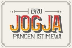 The BIGMAN Font Collection Product Image 4