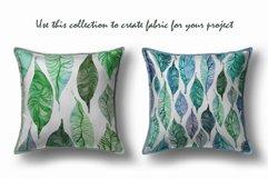 WATERCOLOR FOLIAGE patterns & motifs Product Image 3