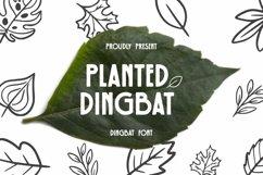 Web Font Planted Dingbat Product Image 1