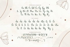 Web Font Morean Display Font Product Image 3