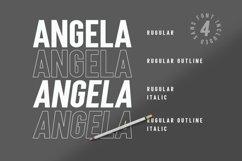 Angela Love Script & Sans Product Image 2