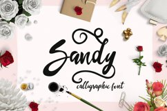 Sandy Product Image 1