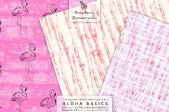 Cute Seamless Flamingo Pattern DP075 Product Image 4