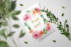 23 hand painted floral watercolor brushes for Photoshop Product Image 6