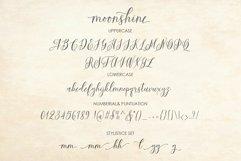Moonshine Script Product Image 6