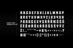 Trabash Font & Extras Product Image 6