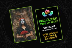 Spooky Green - Handwritten Halloween Font Product Image 6