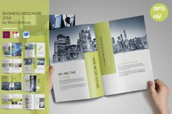 Business System Brochure Product Image 2