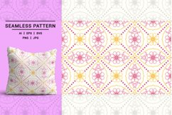 Vintage Floral Seamless Pattern 02 Product Image 1