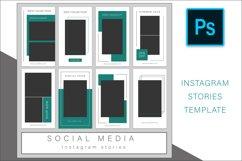 Instagram Photoshop templates bundle Product Image 4
