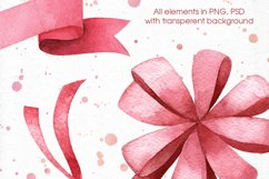 Ribbons, Banners & Bows set Product Image 4