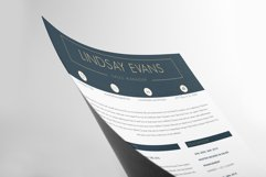 Professional Resume Template Bundle, Cover Letter, Reference Product Image 10