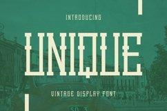 Web Font Unique Font Product Image 1