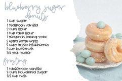 Sugar Cupcake - Handwritten Script & Print Font Duo Product Image 2