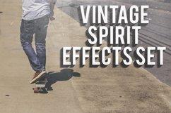 Vintage Spirit Effects Set Product Image 1