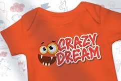 Crazy Dream - Funny Font Product Image 5