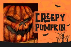Halloween - Spooky Font Product Image 3