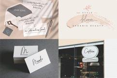 stunning script font bundle Product Image 5