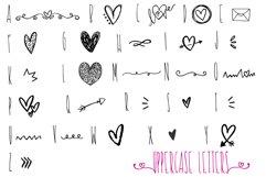 Valentine Symbols Font Product Image 6