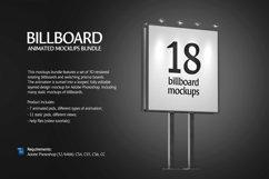 Billboard Animated Mockups Bundle Product Image 2