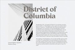 Carena - Ligature Serif Font Product Image 4