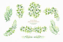 Foliage watercolor collection vol.1 Product Image 5
