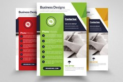 Corporate Flyer Psd Product Image 1