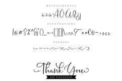 Petite Romance | Handcrafted Script Font Product Image 2