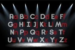 Diamanda Spotlight - Retro Stage Font Product Image 3