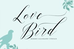 Love bird Product Image 1