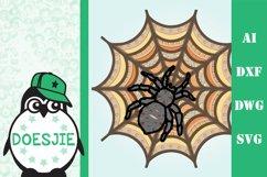 3d mandala Halloween svg bundle 5 designs Product Image 5