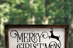 Christmas Bundle Vol 1 | 10 Fun Christmas SVGs Product Image 4