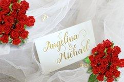 Angelina Script Product Image 4